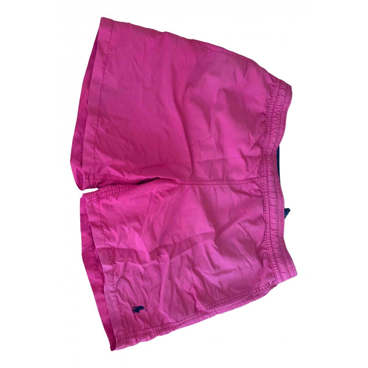 Polo Ralph Lauren \N Badeanzug in  Rosa Synthetik