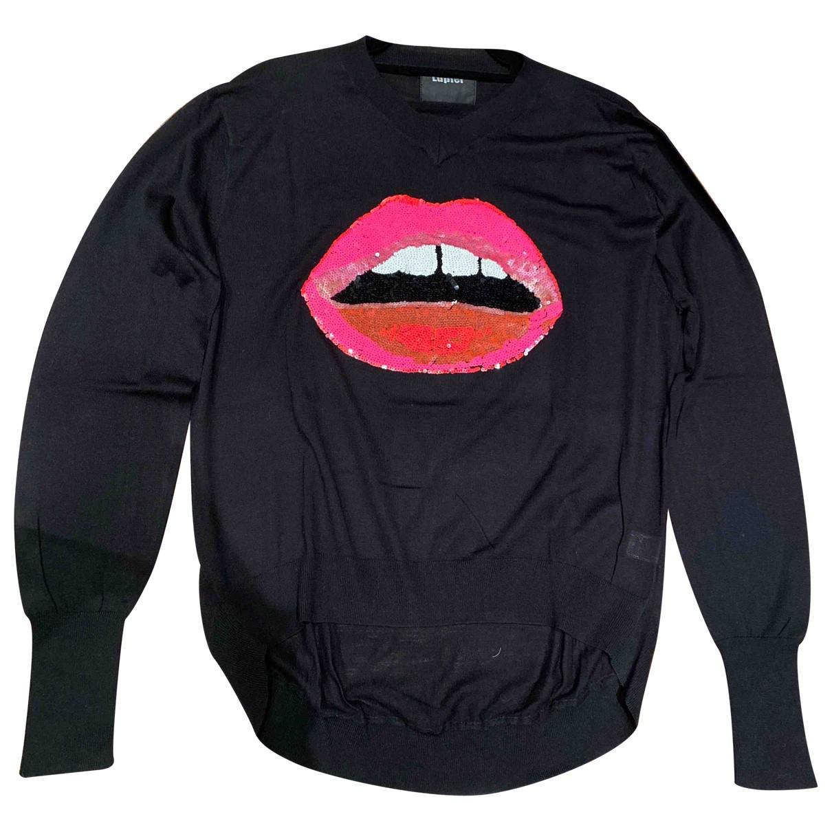 Markus Lupfer N Black Wool Knitwear for Women S International
