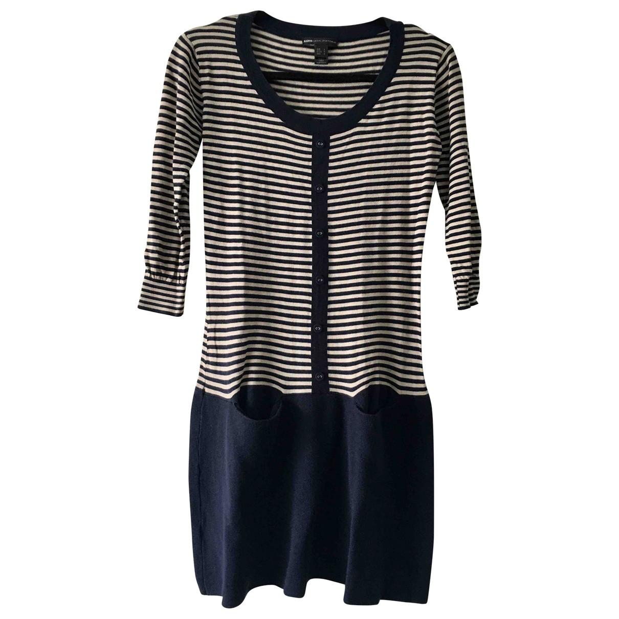 Mango \N Blue dress for Women L International