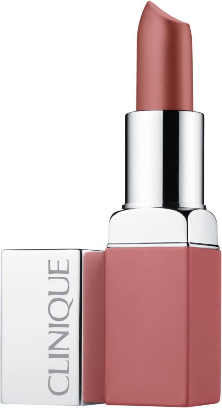 Pop Matte Lip Colour + Primer - Blushing Pop