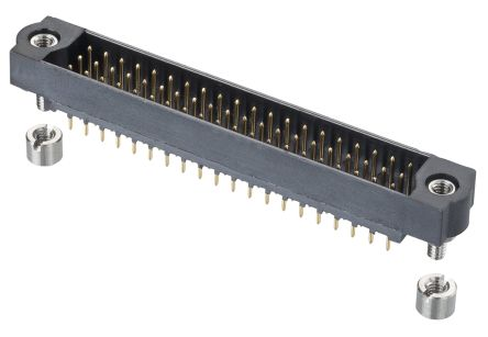 HARWIN , Datamate J-Tek, 60 Way, 3 Row, Straight PCB Header