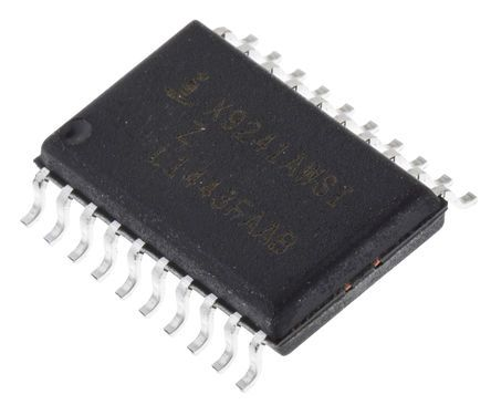 Renesas Electronics HIP4080AIBZ Quad Full Bridge MOSFET Power Driver, 2.5A 20-Pin, SOIC W (2)