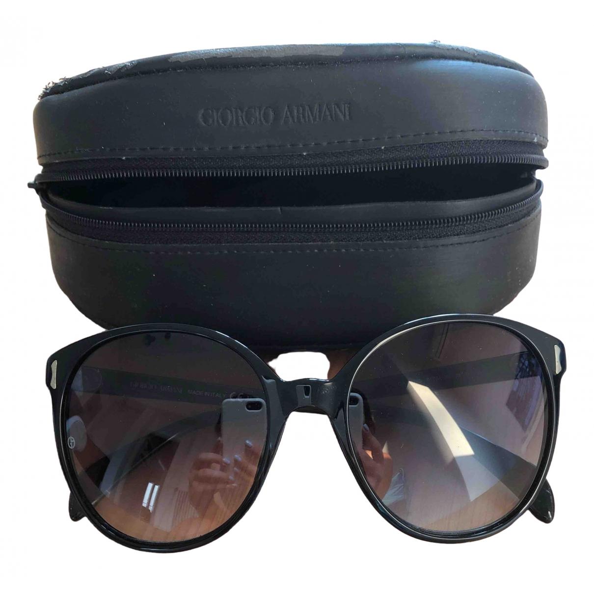 Armani Collezioni \N Black Sunglasses for Women \N