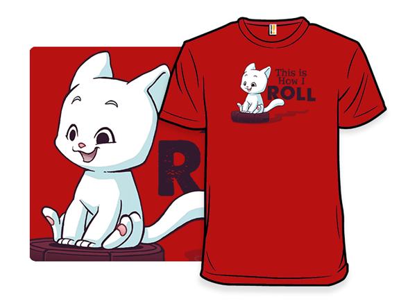 Vrooomba T Shirt