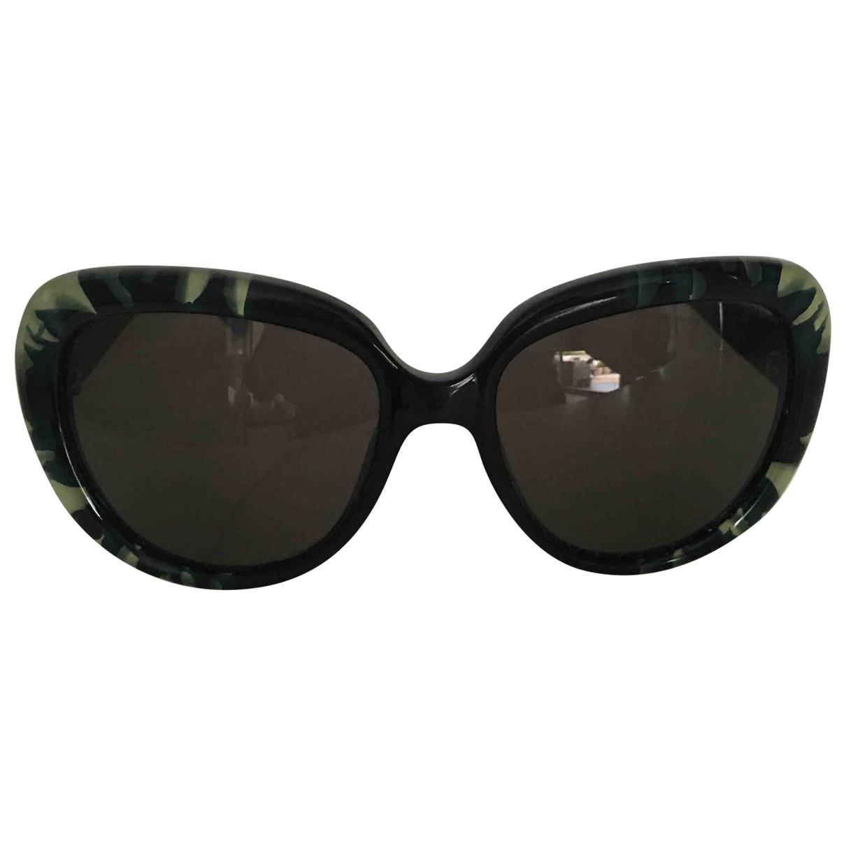 Dior N Green Sunglasses for Women N