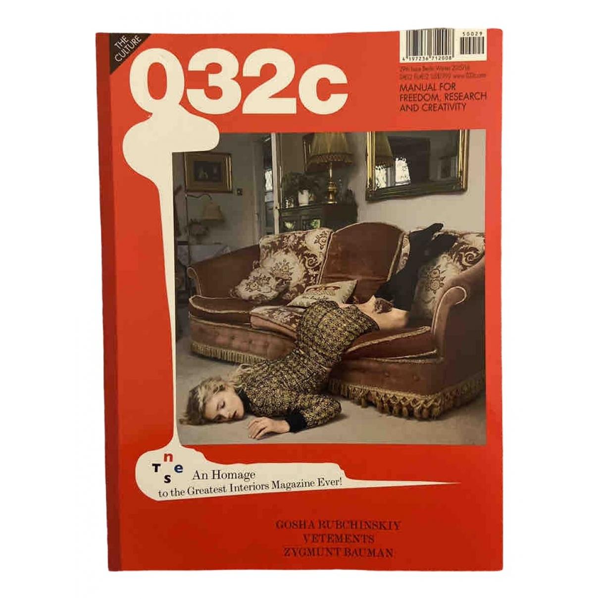 Moda 032c
