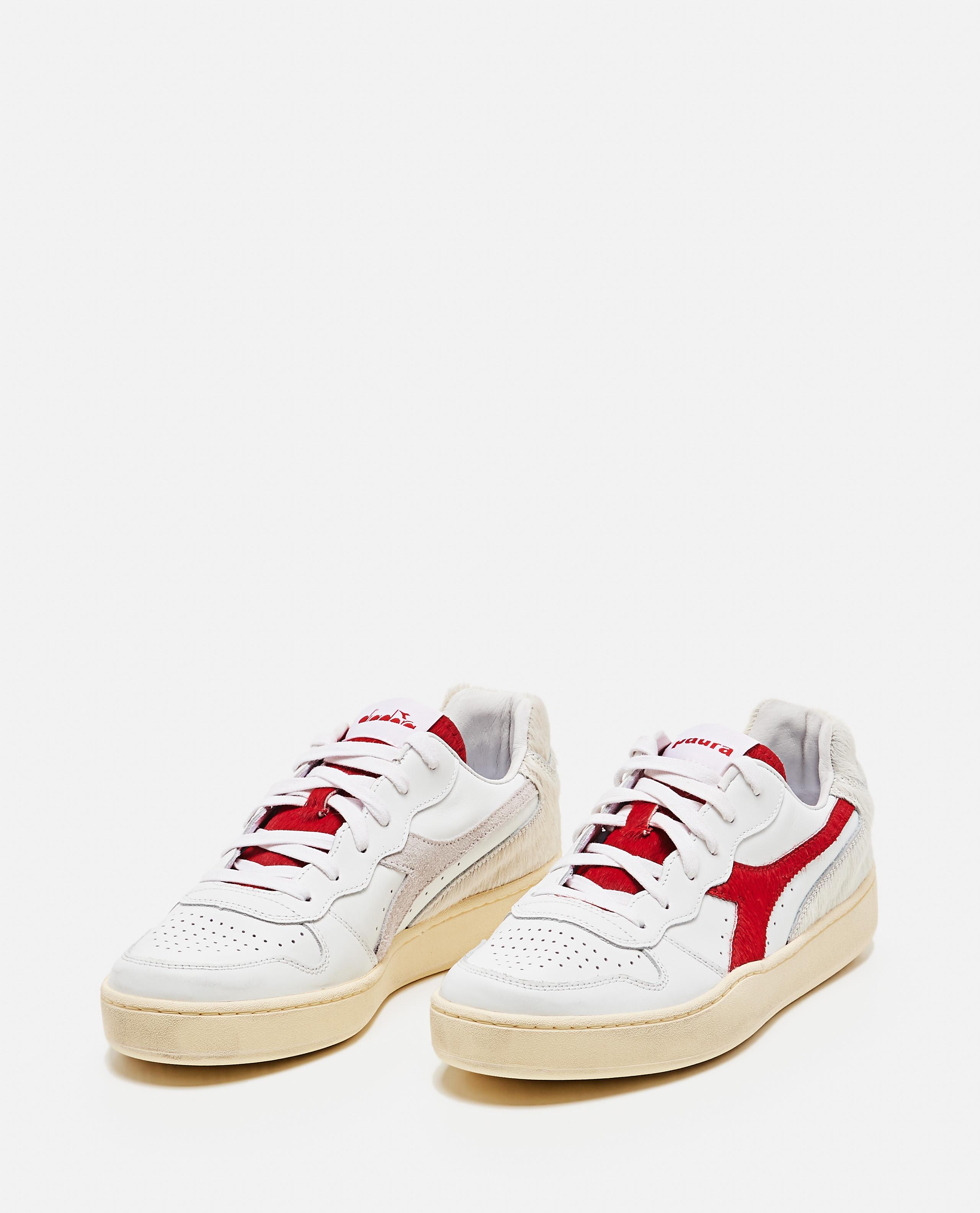 Diadora x Paura Mi Basket Low Horsy Sneakers