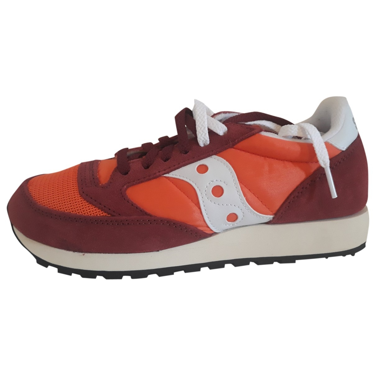Saucony \N Red Cloth Trainers for Men 40 EU