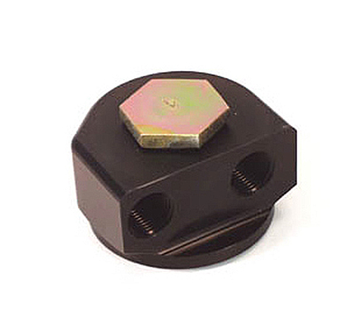 Canton Racing LS1 90 Degree Rotating Remote Filter Adapter