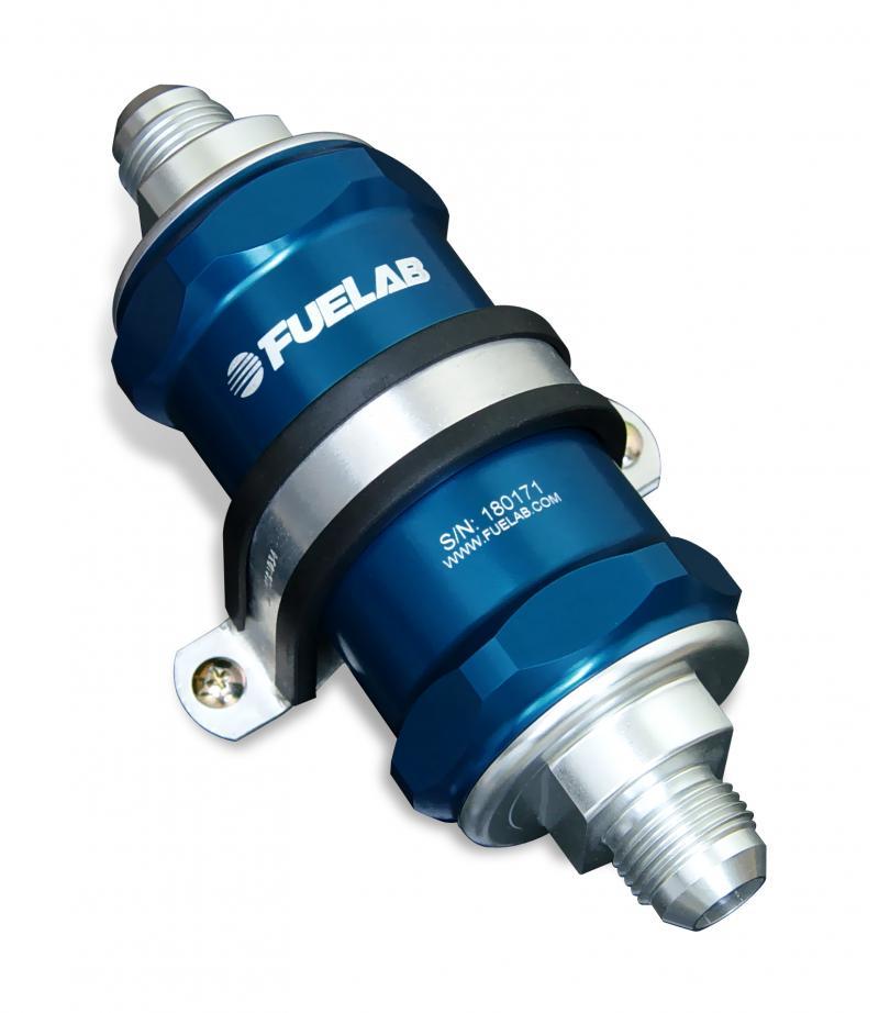 Fuelab 81830-3-6-12 In-Line Fuel Filter