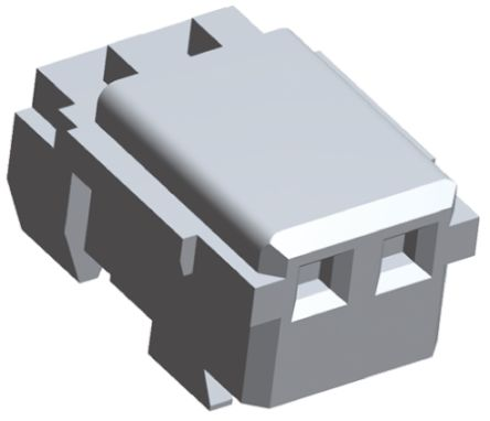 TE Connectivity 2-Way IDC Connector Socket for Cable Mount, 1-Row (25)