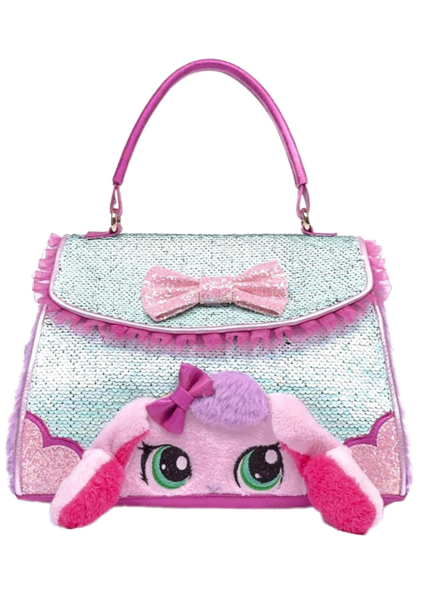 Irregular Choice Bella Bunny Hand Bag Purse
