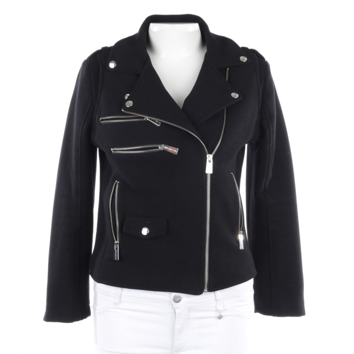 Anine Bing \N Black jacket for Women M International