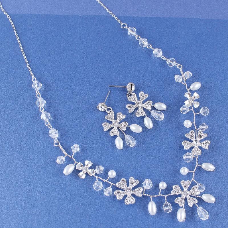 Ericdress Floral Earrings Korean Jewelry Sets