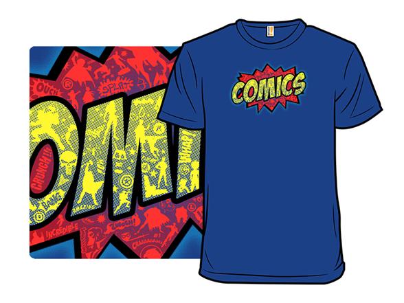 Comics! T Shirt