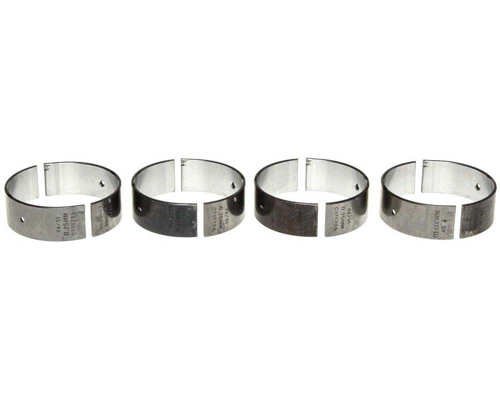 Clevite CB1629A25MM(4) .25mm Rod Bearing Set Nissan