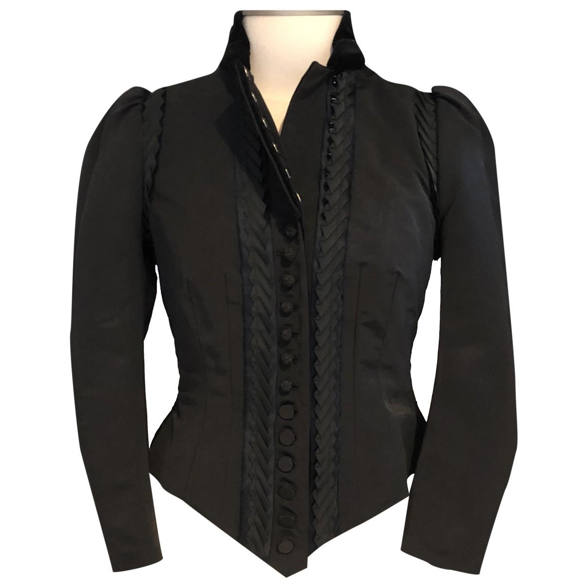 3.1 Phillip Lim \N Black jacket for Women 2 US