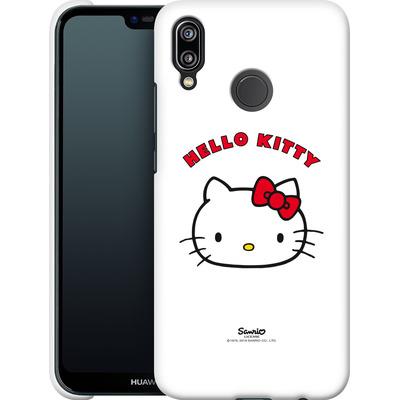Huawei P20 Lite Smartphone Huelle - Just Hello Kitty von Hello Kitty