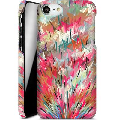 Apple iPhone 7 Smartphone Huelle - Black Pigment Explosion von Danny Ivan