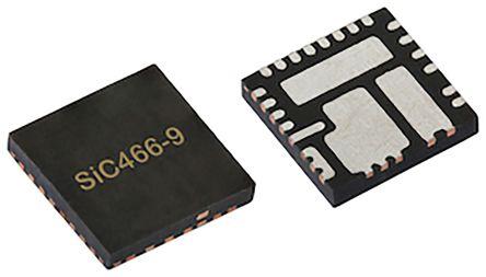 Vishay , SIC467ED-T1-GE3 DC-DC Converter, 1-Channel 6A Adjustable 27-Pin, PowerPAK MLP55 (3000)
