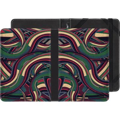Kobo Aura eBook Reader Huelle - Swirl Madness von Danny Ivan