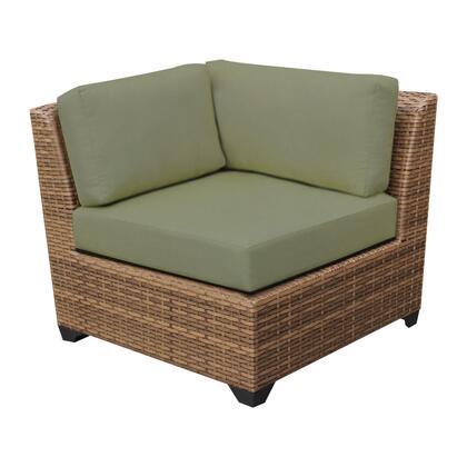 TKC025b-CS-CILANTRO Laguna Corner Sofa with 2 Covers: Wheat and
