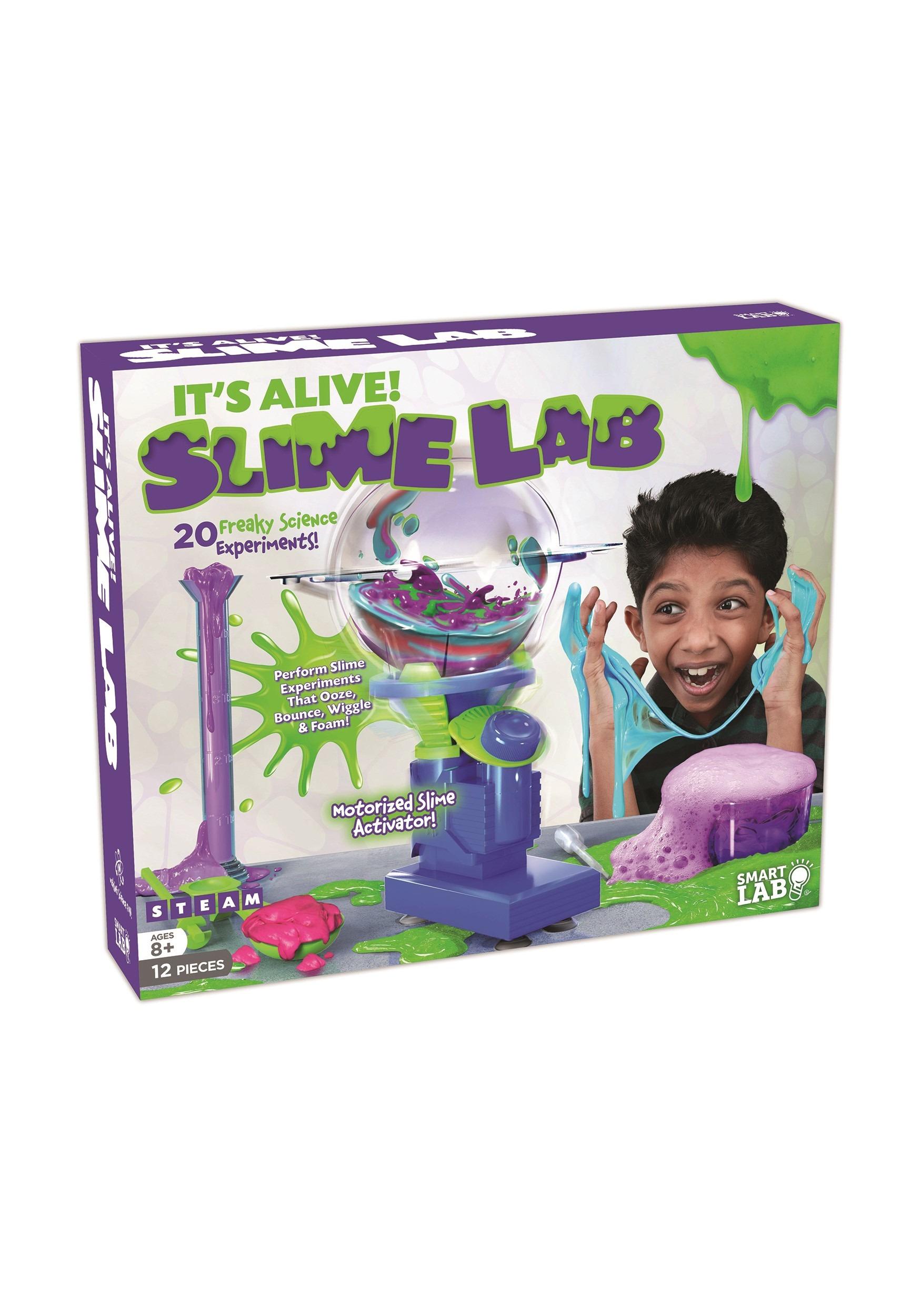 SmartLab Toys It's Alive Slime Lab