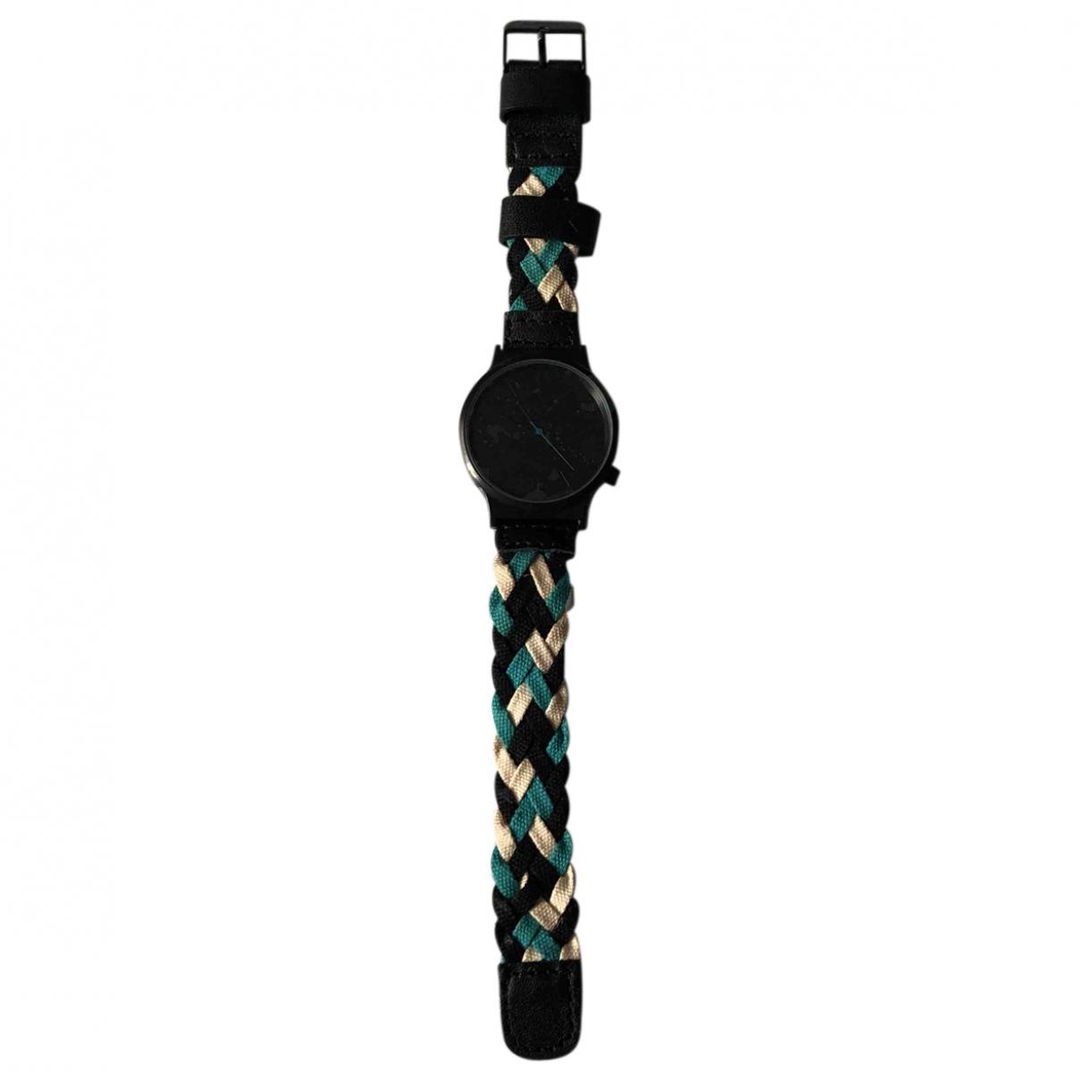Komono - Montre   pour homme en acier - multicolore