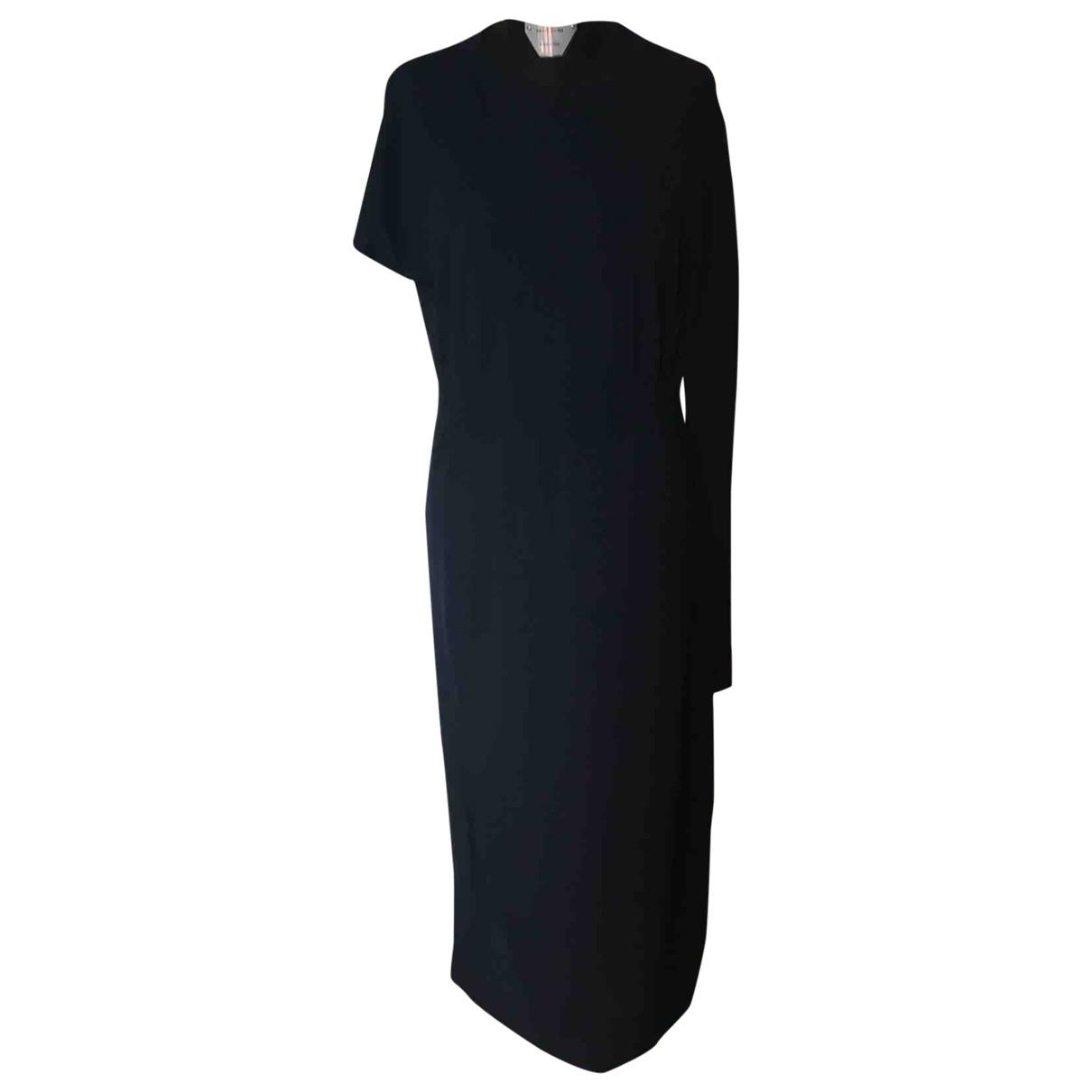 Liviana Conti \N Kleid in  Blau Viskose