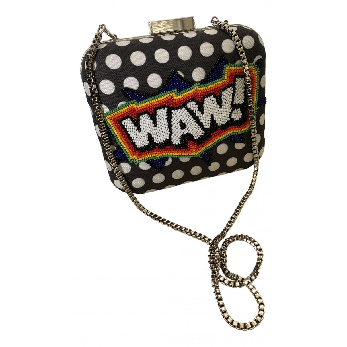 Sarahs Bag \N Handtasche in  Bunt Mit Pailletten