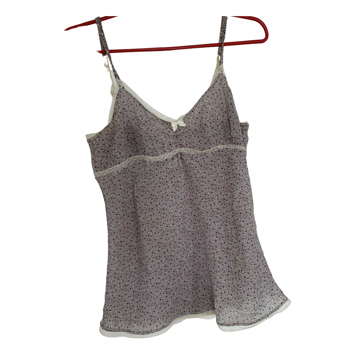 Comptoir Des Cotonniers N Silk  top for Women 38 FR