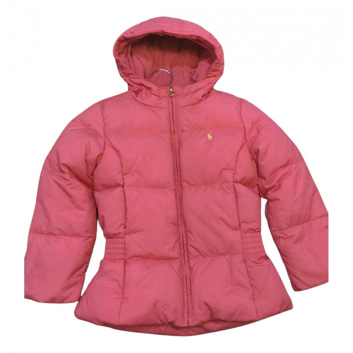 Ralph Lauren N Pink jacket & coat for Kids 5 years - up to 108cm FR