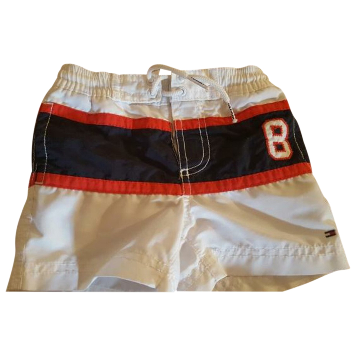 Tommy Hilfiger \N White Shorts for Kids 18 months - up to 81cm FR