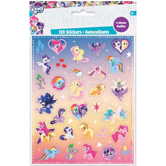 My Little Pony Sticker Sheets, 4Ct By Hasbro   Michaels®