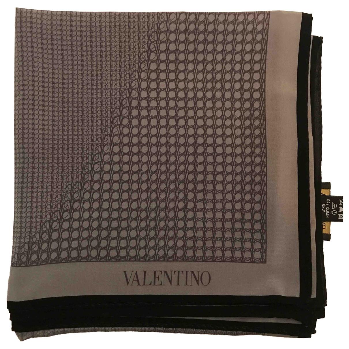 Valentino Garavani - Foulard   pour femme en soie - multicolore