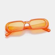 Maenner Sonnenbrille mit Oval Rahmen