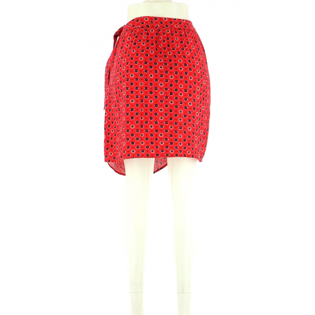 Comptoir Des Cotonniers \N Red skirt for Women 42 FR