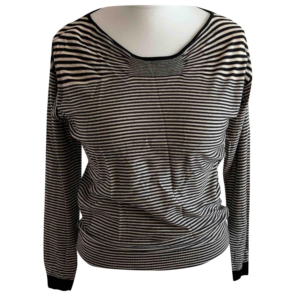 Sonia Rykiel \N Black Wool Knitwear for Women 40 FR