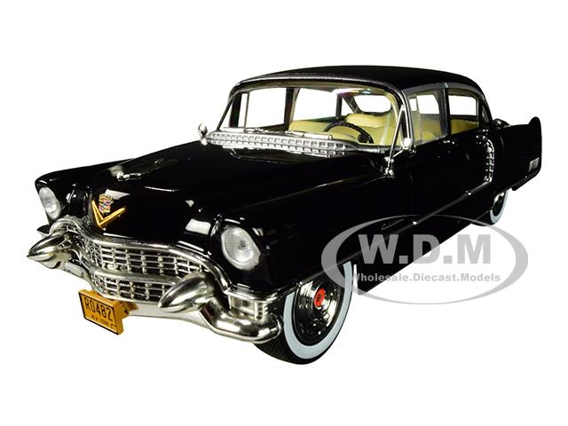 1955 Cadillac Fleetwood Series 60 Black