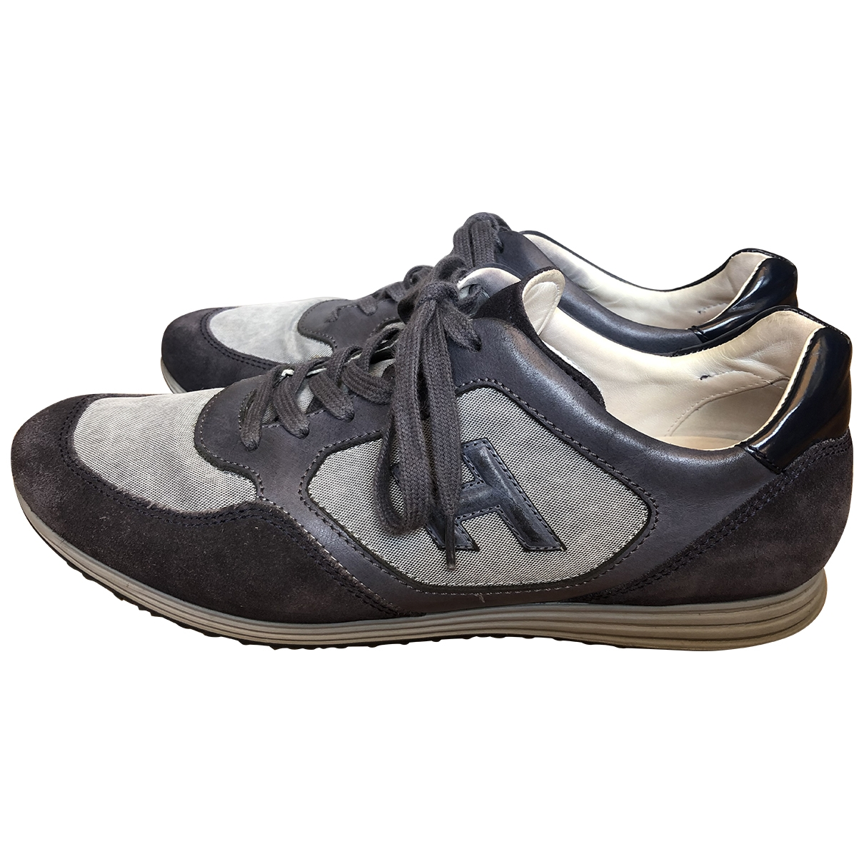 Hogan \N Blue Trainers for Men 7 UK