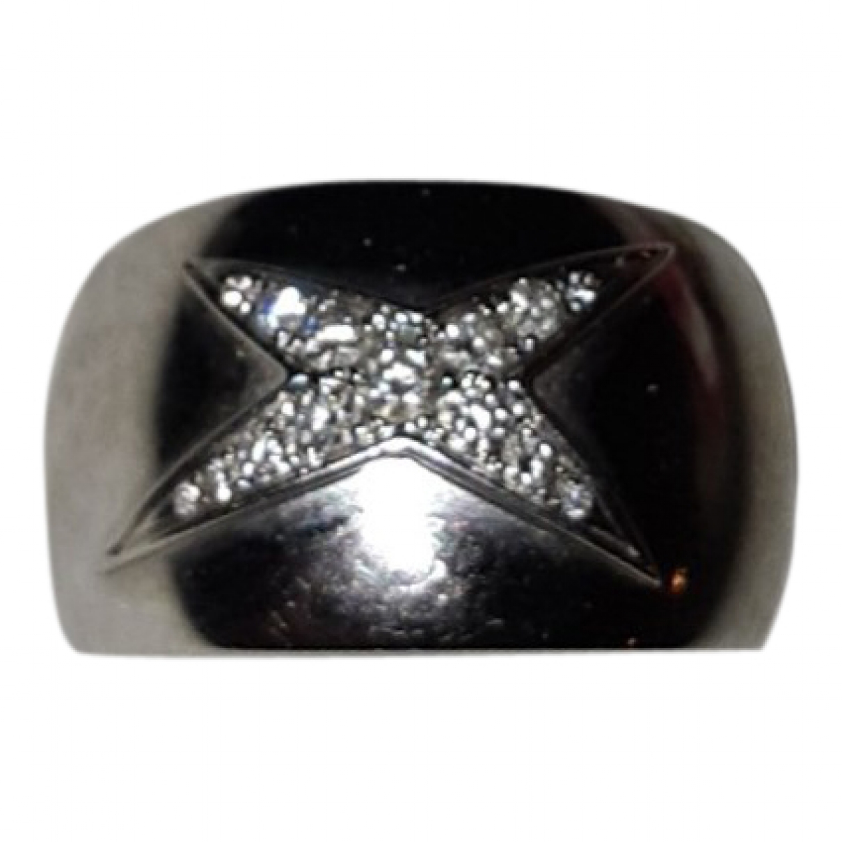 Mauboussin \N Ring in  Silber Silber