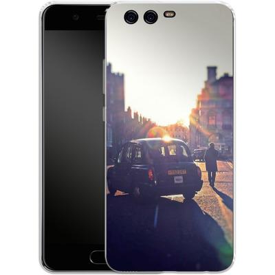 Huawei P10 Silikon Handyhuelle - Those Simple Days von Ronya Galka