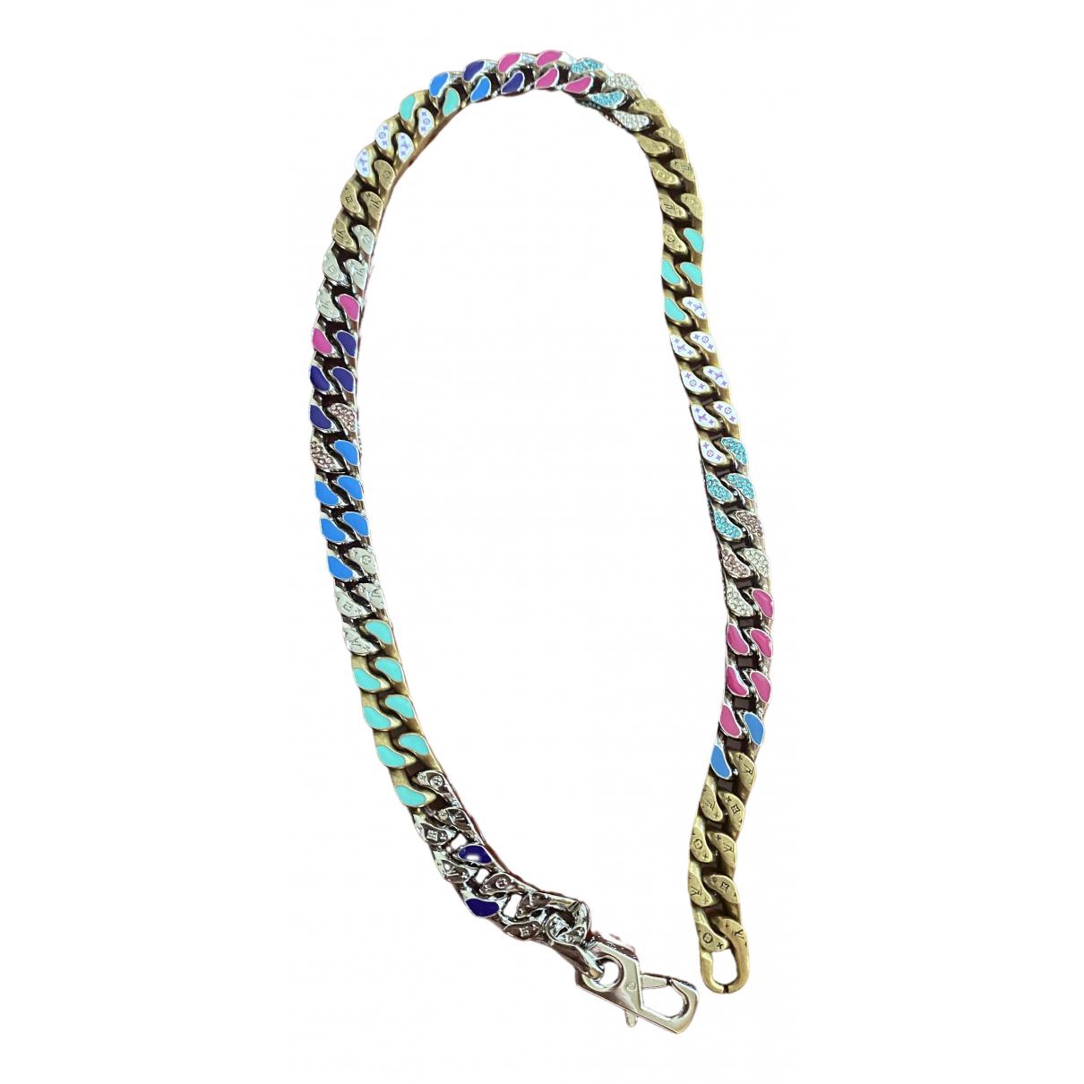 Louis Vuitton - Bijoux   pour homme en metal - multicolore