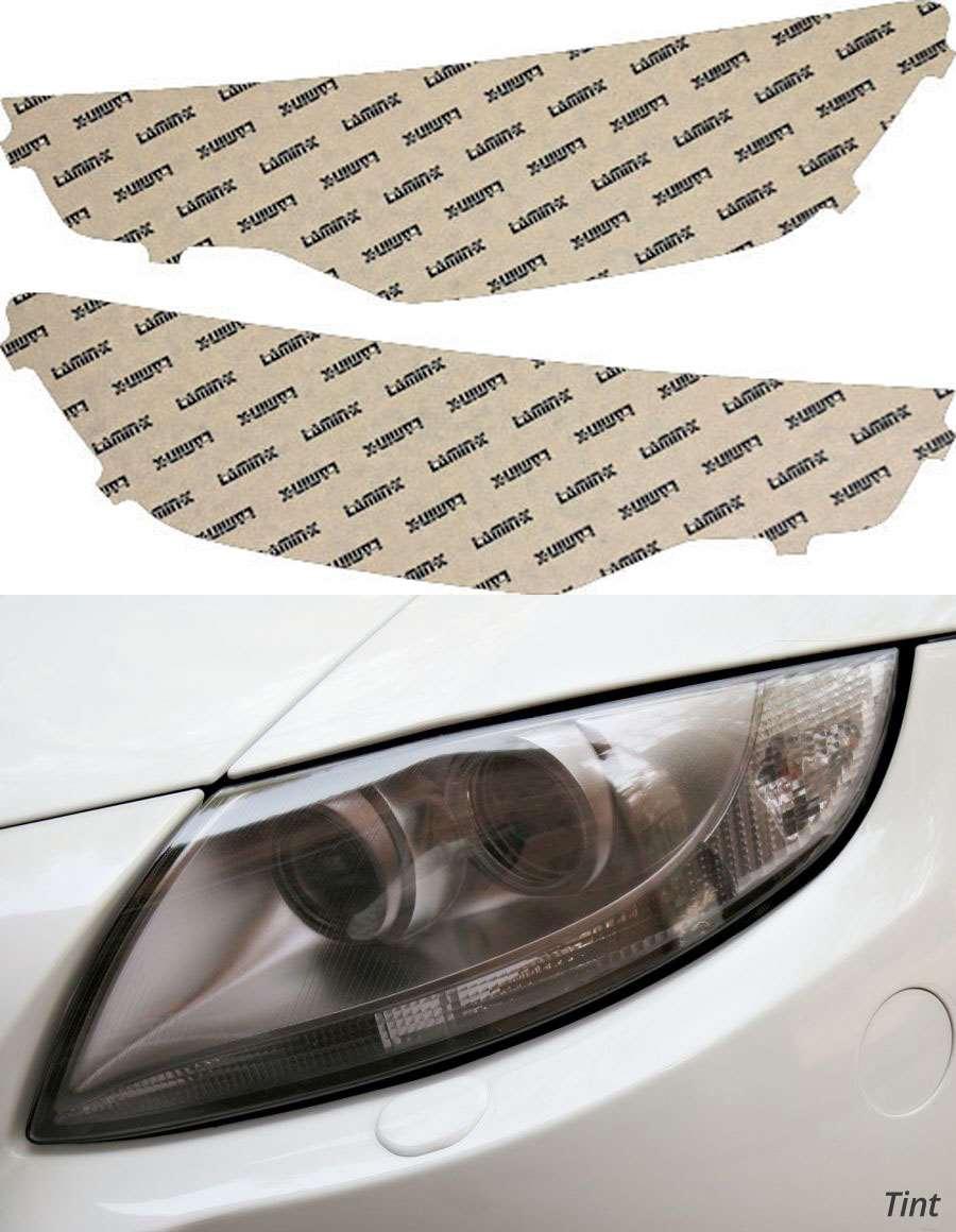 Audi A6 12-15 Tint Headlight Covers Lamin-X A028T