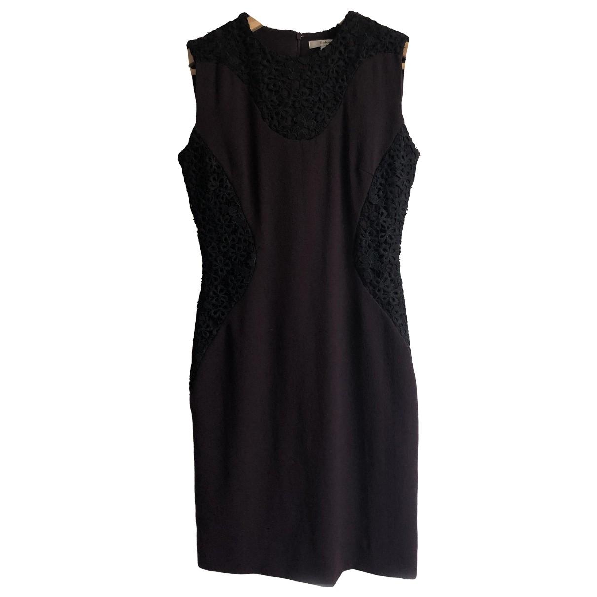 Erdem \N Kleid in  Lila Wolle