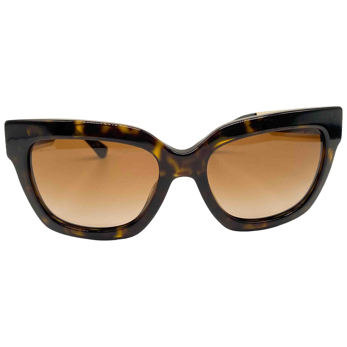 Michael Kors - Lunettes   pour femme - marron