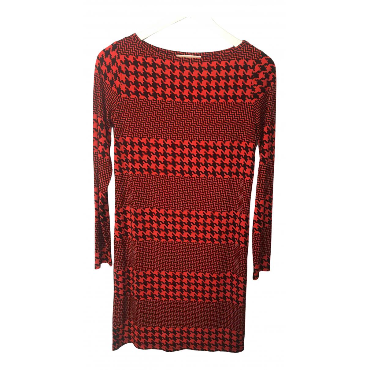 Michael Kors \N Kleid in  Orange Polyester
