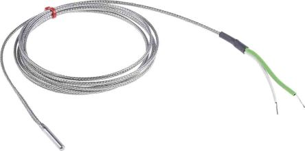 RS PRO Type K Thermocouple 25mm Length, 4mm Diameter → +350°C