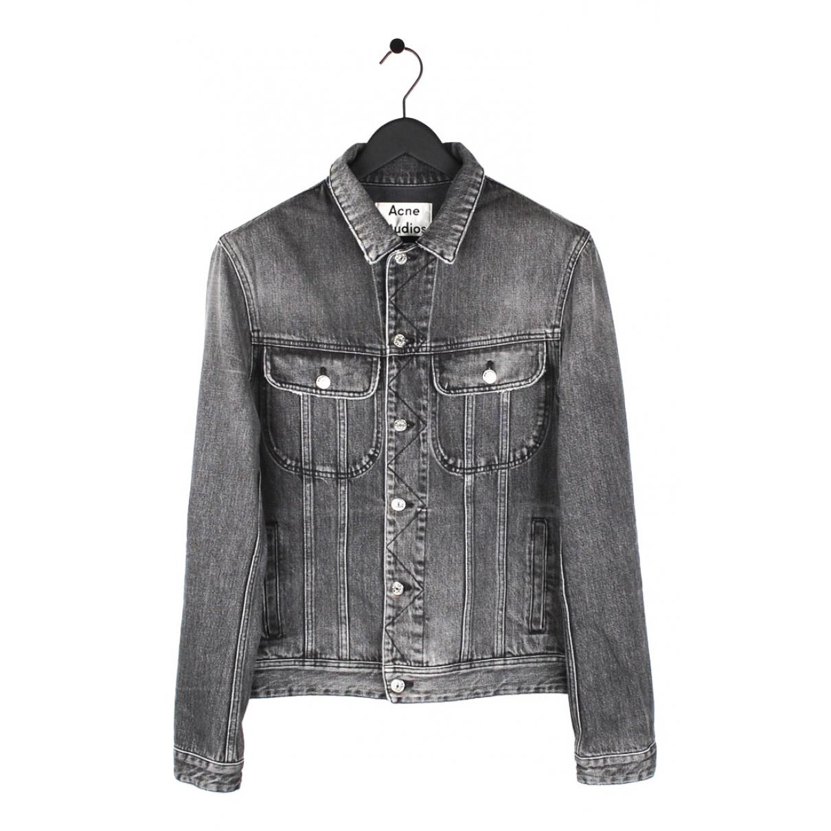 Acne Studios N Grey Cotton jacket  for Men S International