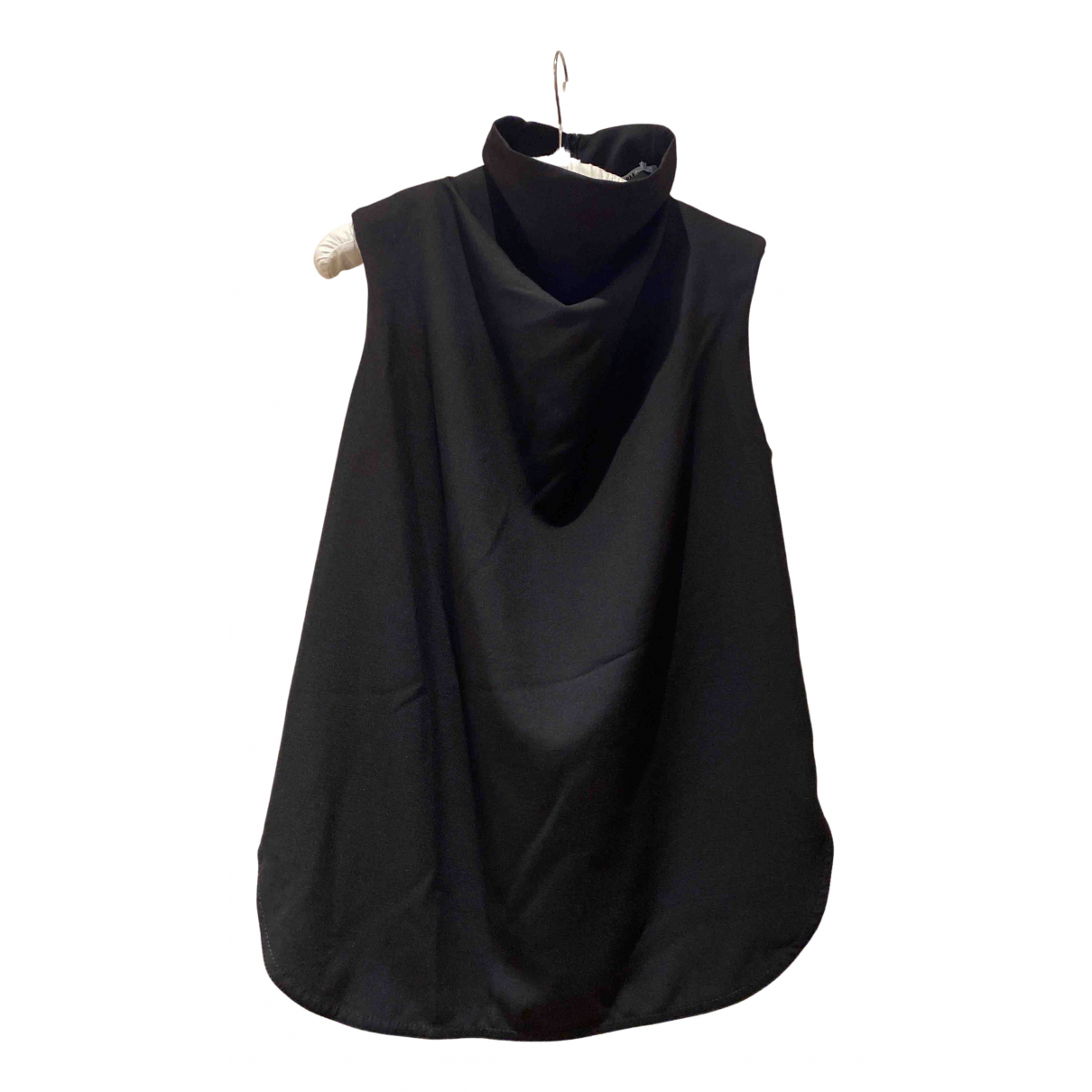 Camilla And Marc N Black  top for Women 6 UK